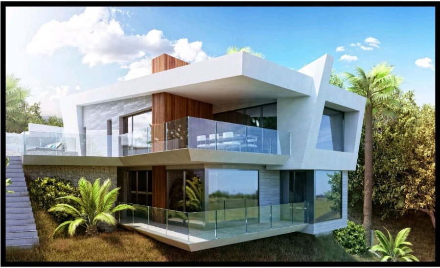 New Project Villa in Altea
