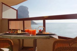 Apartment in Calpe with view