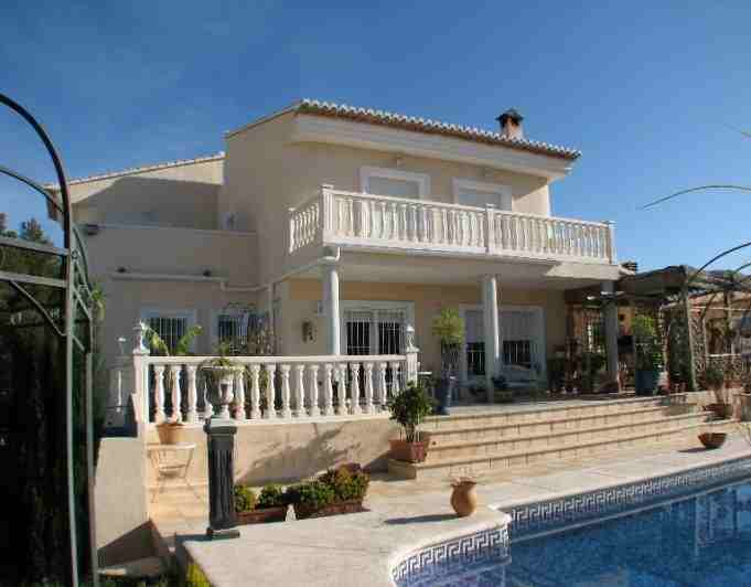 Luxury Villa Calpe