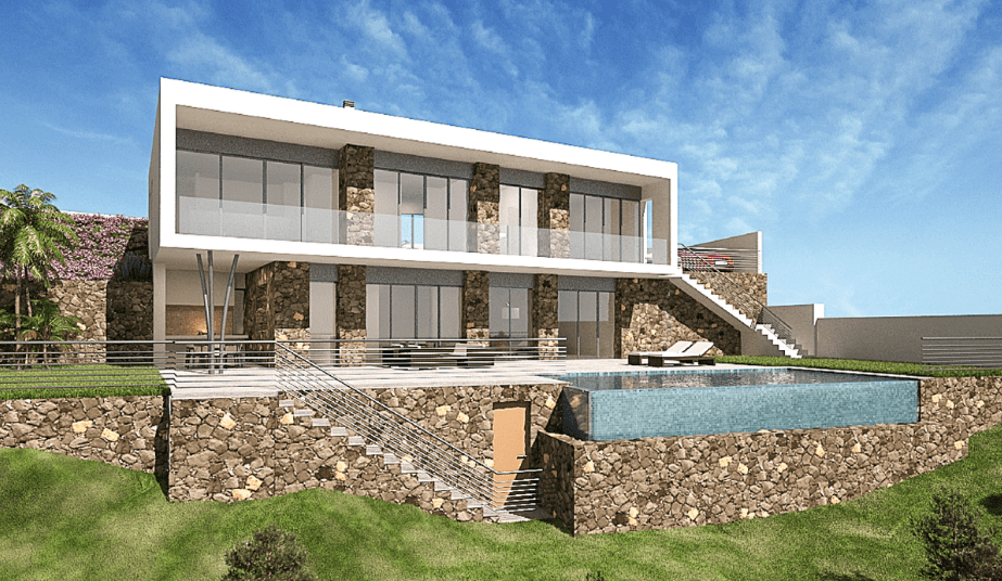 New Luxury Villa