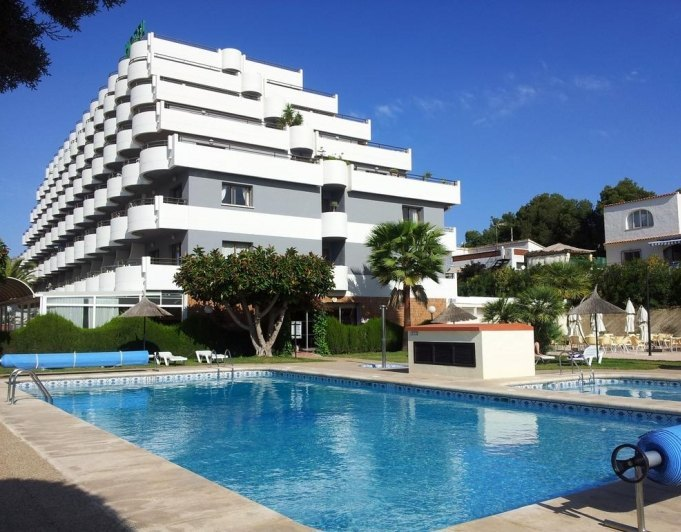 Apartment in Apart – Hotel in Calpe