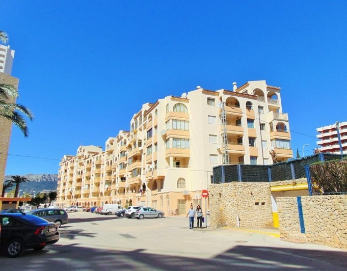 2 bedrooms Apartment Calpe