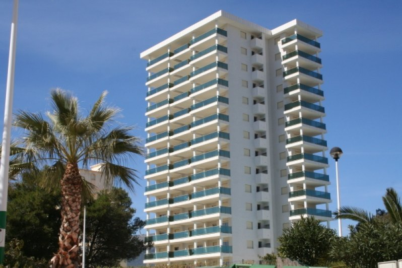 1 bedroom apartment in Calpe