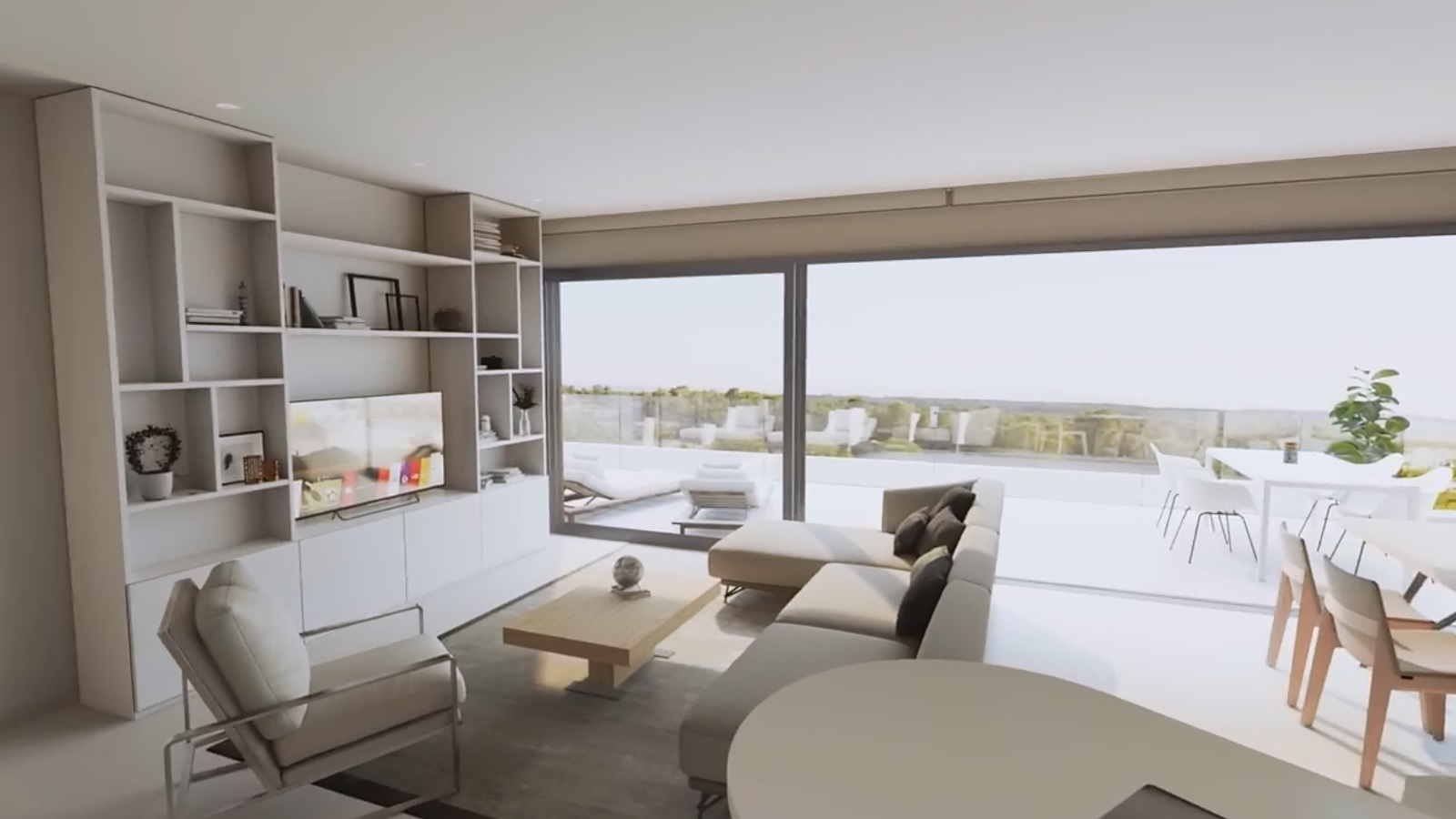 Finestrat Apartment