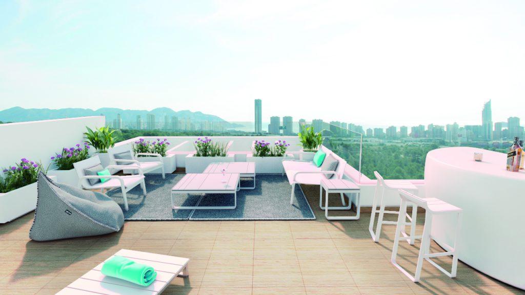 Villa City Finestrat Locate a Tranquil area