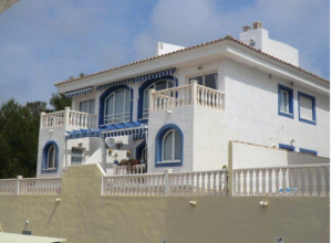 Fully Furnished Apartment in Calpe