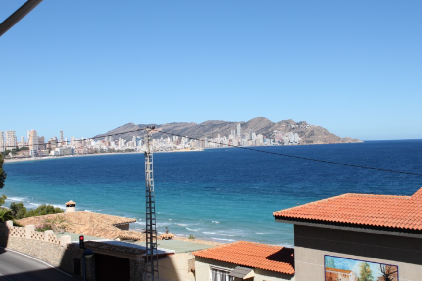 Apartment in Benidorm Poniente area.