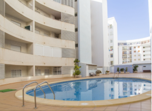 Apartment in Center of Calpe