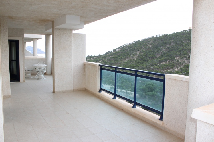 An Immaculate Apartment in Villajoyosa