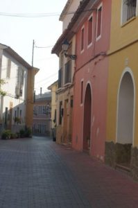 A lovely apartment in Xirles ( Polop)