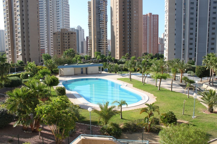 Impeccably Furnished Apartment in Benidorm