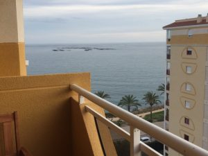 Apartment on the First line in Villajoyosa
