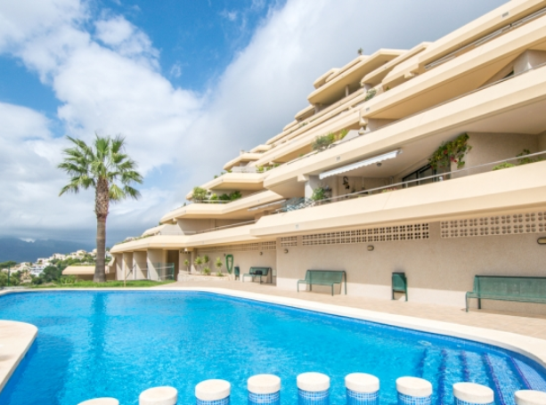 A Luxury Apartment in Alicante
