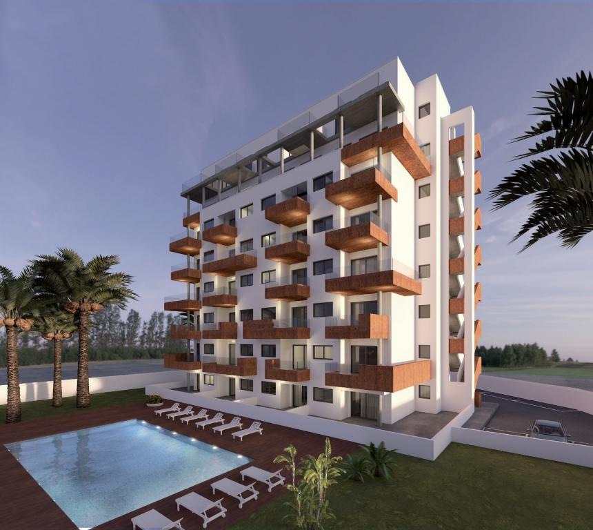New Luxurious Apartment
