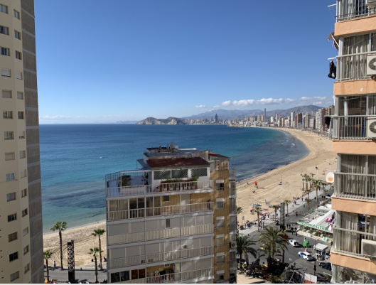 Impeccable Apartment In Benidorm