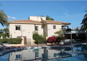 Impressive Villa In Alfaz Del Pi