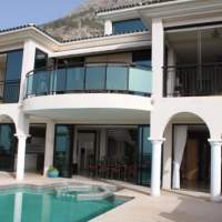 Villa In Altea Spain