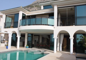 Impressive Villa In Altea Spain