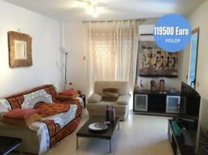 Nice apartment with 3 bedrooms and 2 bathrooms