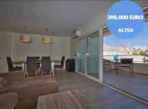 Luxurious Duplex Penthouse in Altea