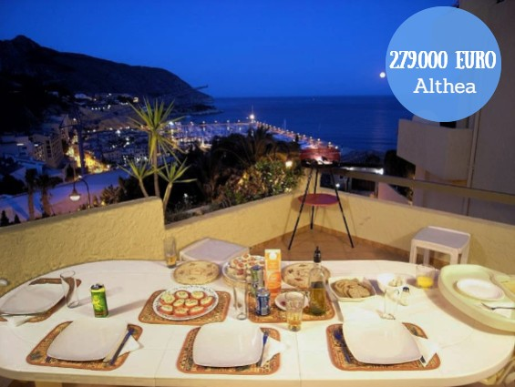 Beautiful,Sunny Apartment in Altea