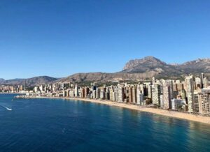 Unigue Apartment in Benidorm