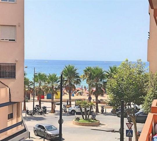 Sea view Apartment calpe