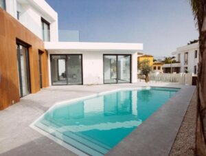 Beautiful modern style villa