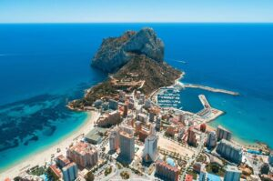 The property market in Calpe